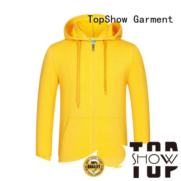 TopShow mens designer hoodies for business party wear