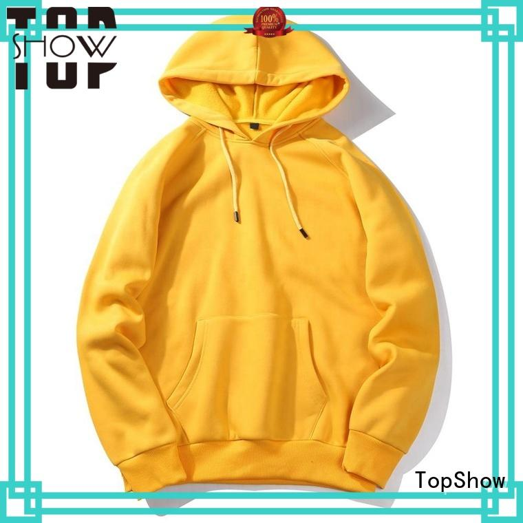 TopShow custom clothing factory with many colors