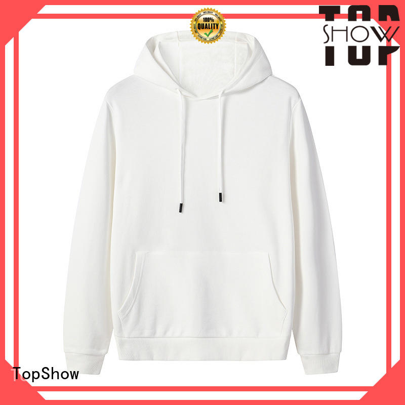 High-quality mens designer hoodies manufacturer for business trip