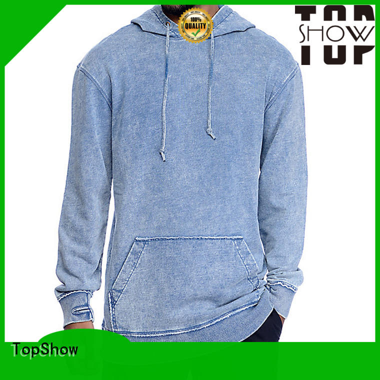 TopShow nice lined hoodies for guys producer for party