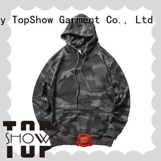 TopShow man custom clothing street wear