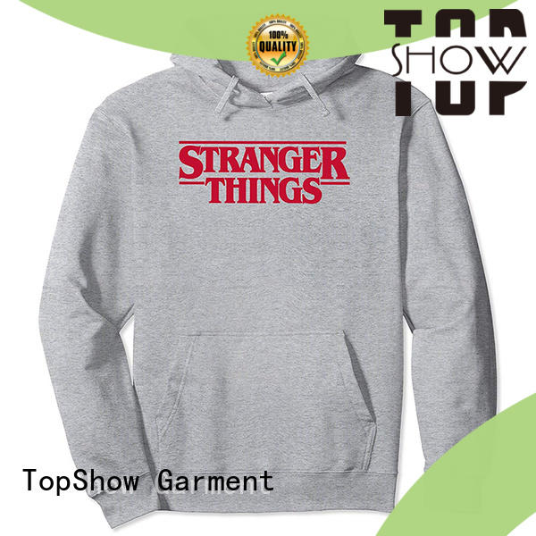 TopShow trendy hoodies for guys company for female