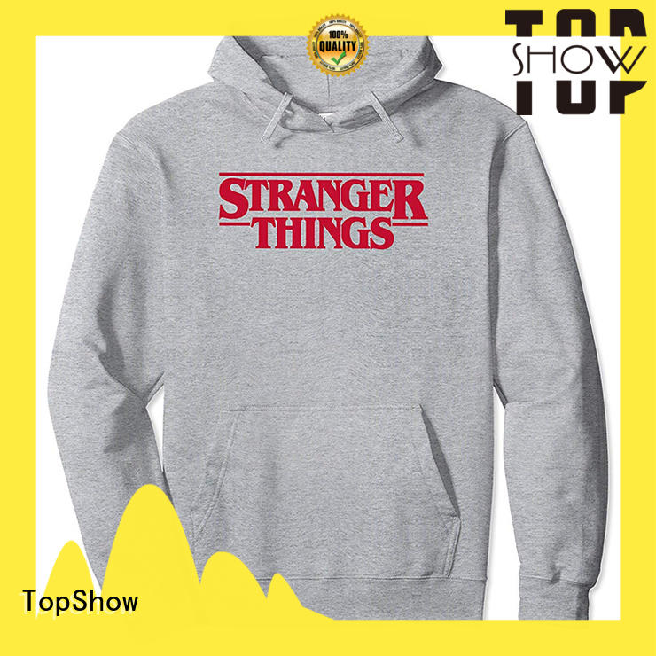 TopShow best hoodies for men company for cosmetics