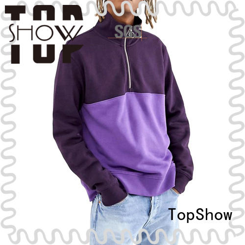 TopShow custom clothing manufacturer for woman