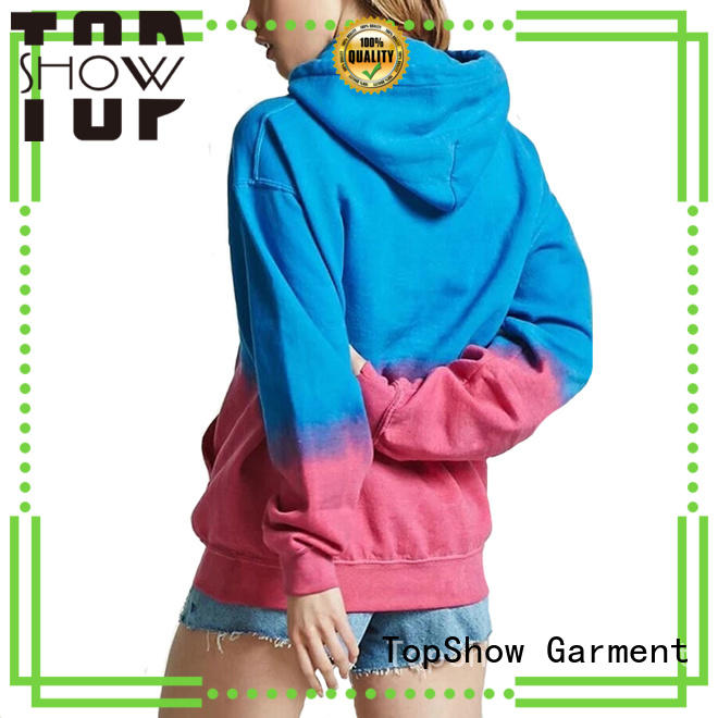 TopShow New female hoodies supply daily wear