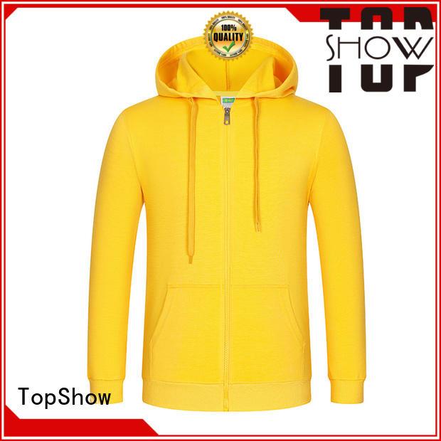 TopShow custom clothing company street wear