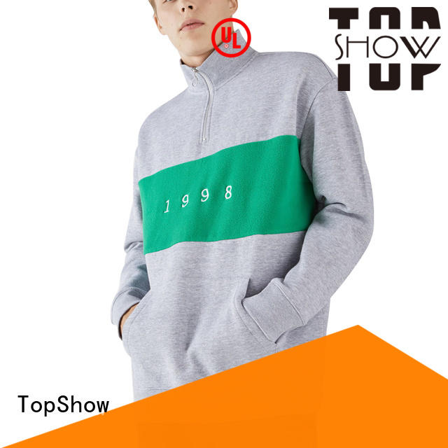 High-quality mens designer hoodies manufacturers for business trip