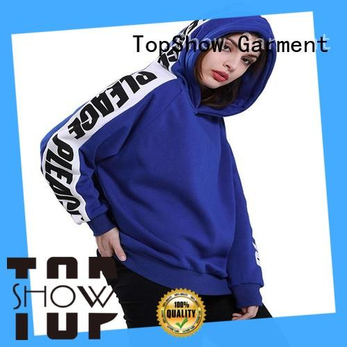 cool basic hoodies womens factory with good price