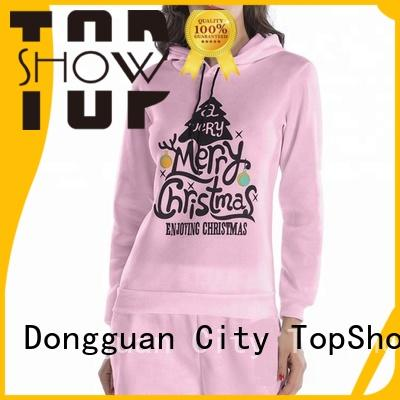 TopShow Latest best hoodies for women for business street wear