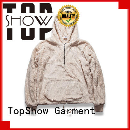 TopShow new mens hoodies factory for woman