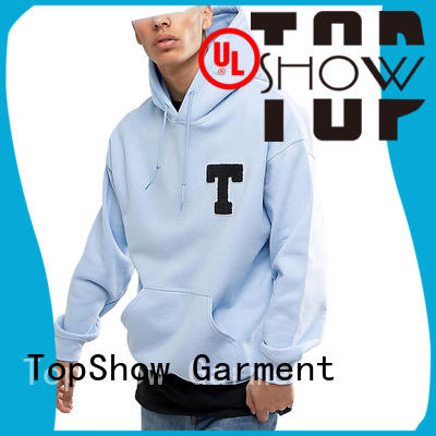 TopShow male garment manufacturing for cosmetics
