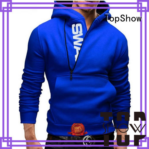 TopShow Best custom clothing producer with good price