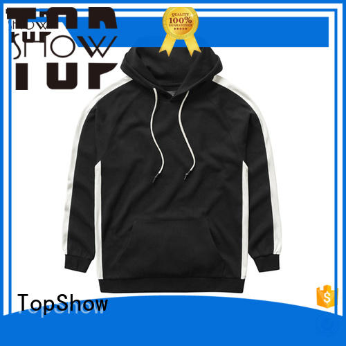 TopShow colorful stylish hoodies for men producer for girls