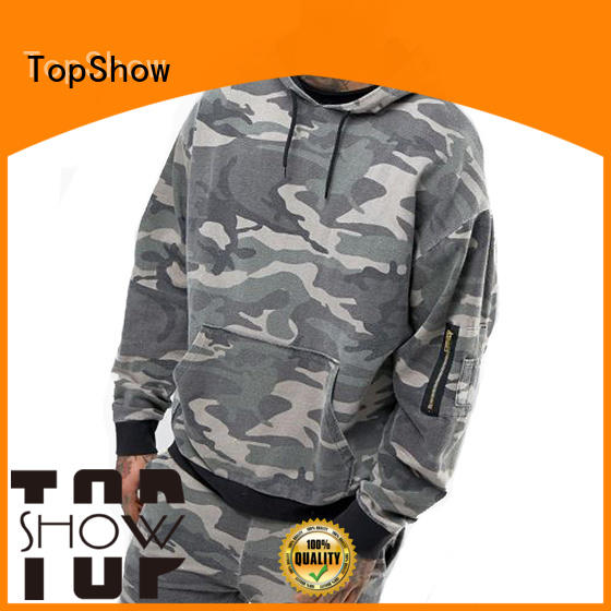 TopShow custom clothing producer with good price