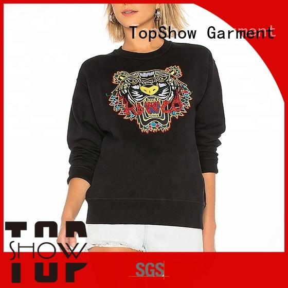 TopShow new winter hoodies for ladies for woman
