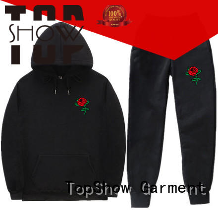 TopShow trendy mens hoodies with many colors