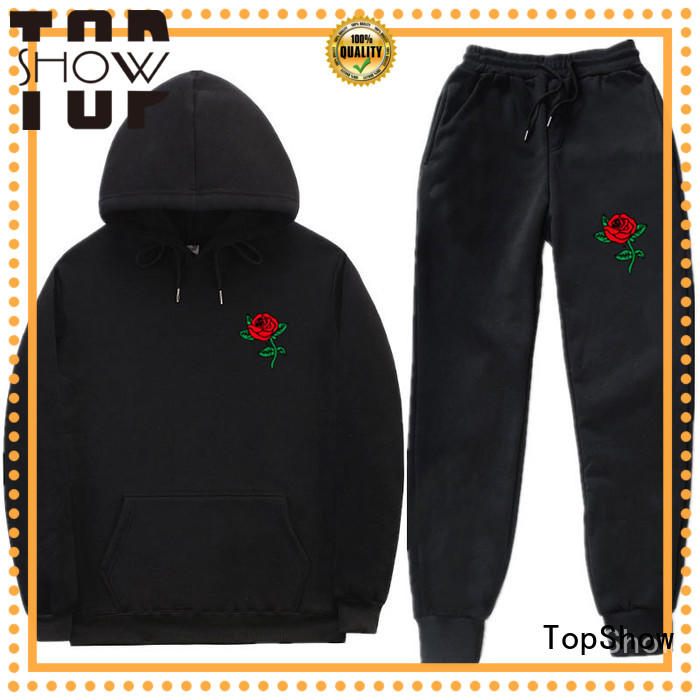 TopShow Best nice hoodies for guys factory for cosmetics