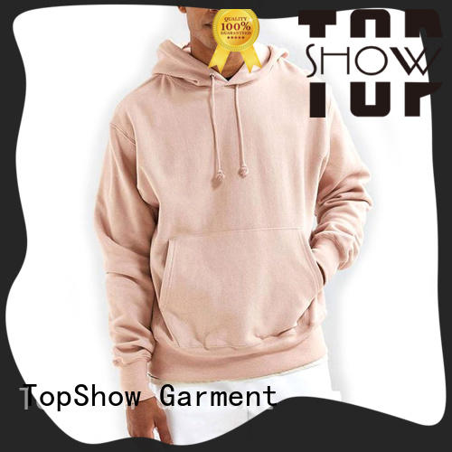 TopShow new guys hoodies manufacturer for girls