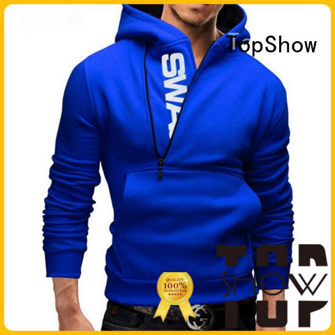 TopShow cool male hoodies for shopping