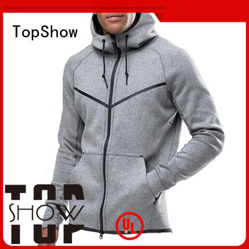 TopShow new latest hoodies for mens manufacturer for party