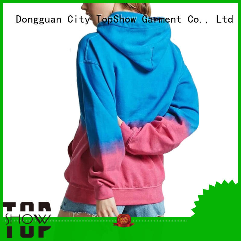New female pullover hoodies for business for ladies