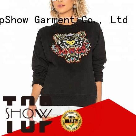womens hoodies and sweatshirts factory with many colors TopShow