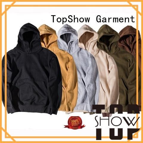 TopShow nice mens slim fit hoodies for female