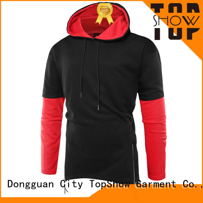 TopShow custom clothing factory for business trip