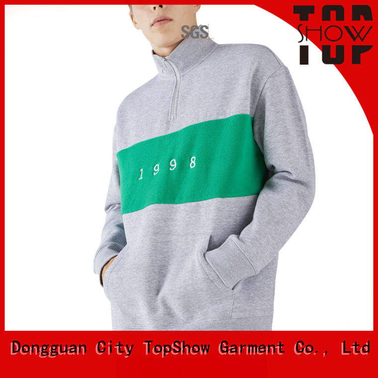 TopShow custom clothing manufacturer for business trip