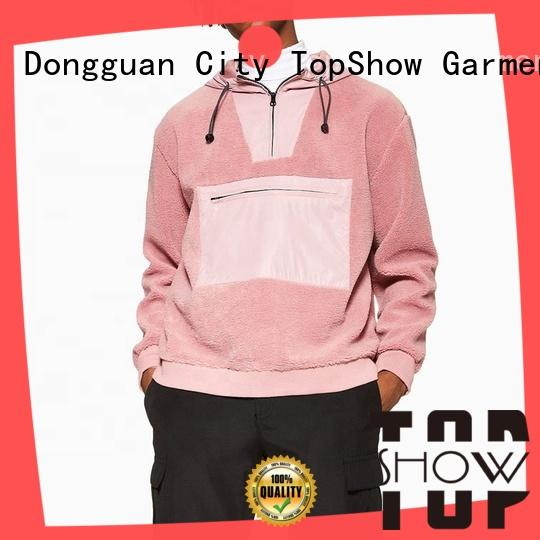 TopShow custom clothing producer factory price