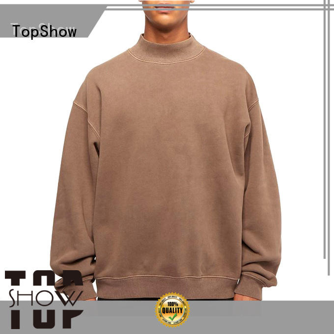 TopShow New stylish hoodies for guys Suppliers factory price