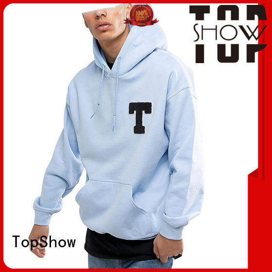 TopShow custom clothing producer with many colors
