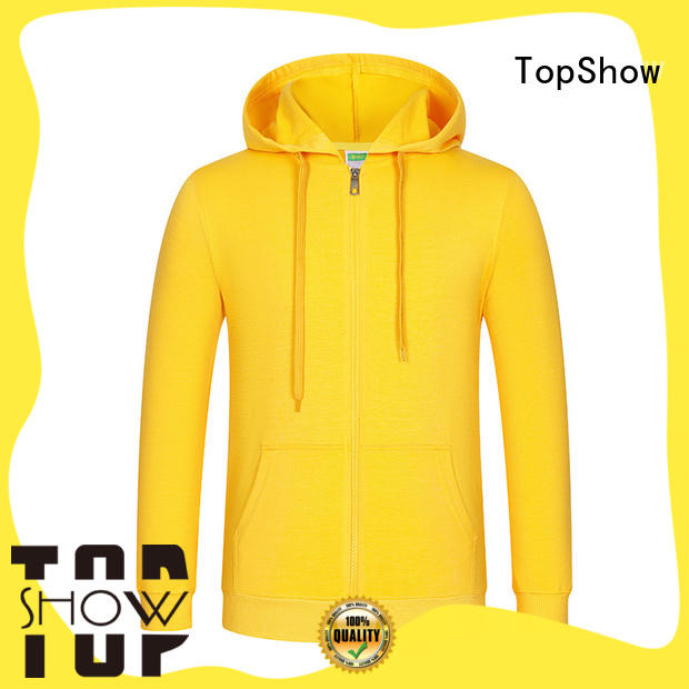 TopShow man custom clothing producer factory price