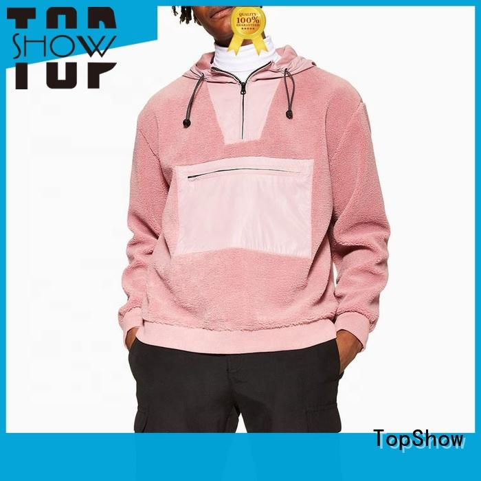 TopShow guys custom clothing Suppliers with good price