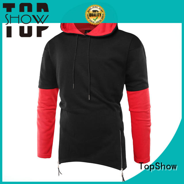 TopShow custom clothing supply street wear
