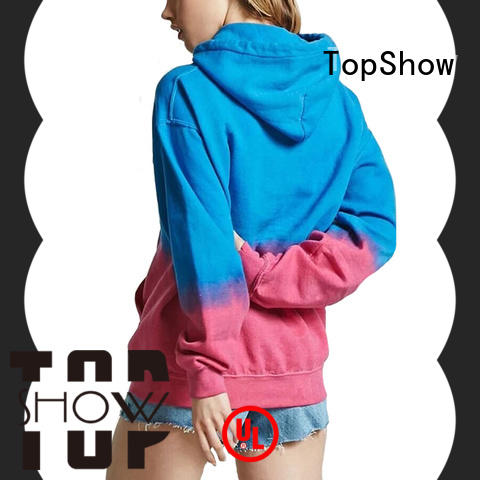 TopShow women's pullover hoodies supply from China