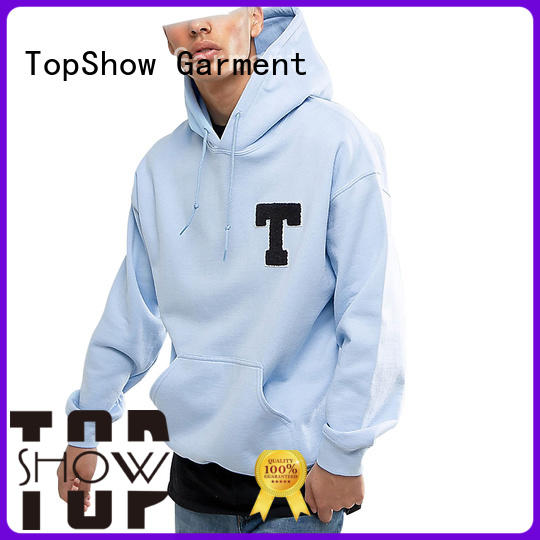 TopShow High-quality casual hoodies mens Suppliers daily wear