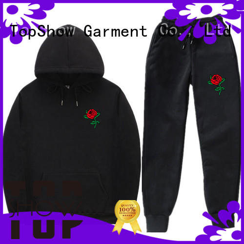 TopShow stylish hoodies for men factory for business trip