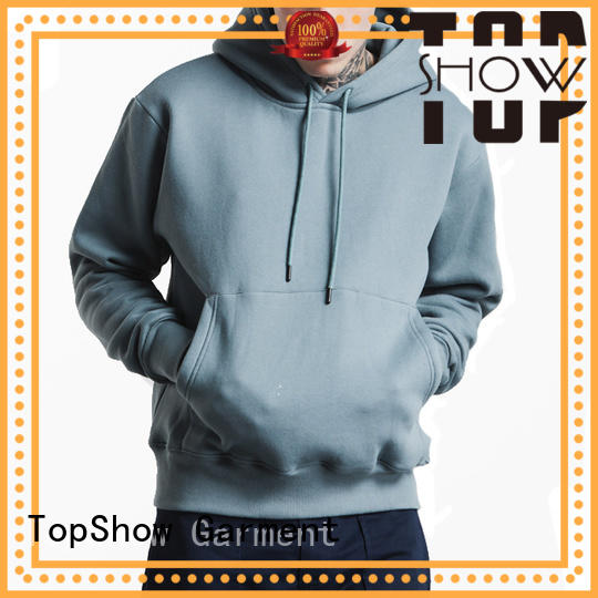 TopShow High-quality lightweight hoodie manufacturer with good price