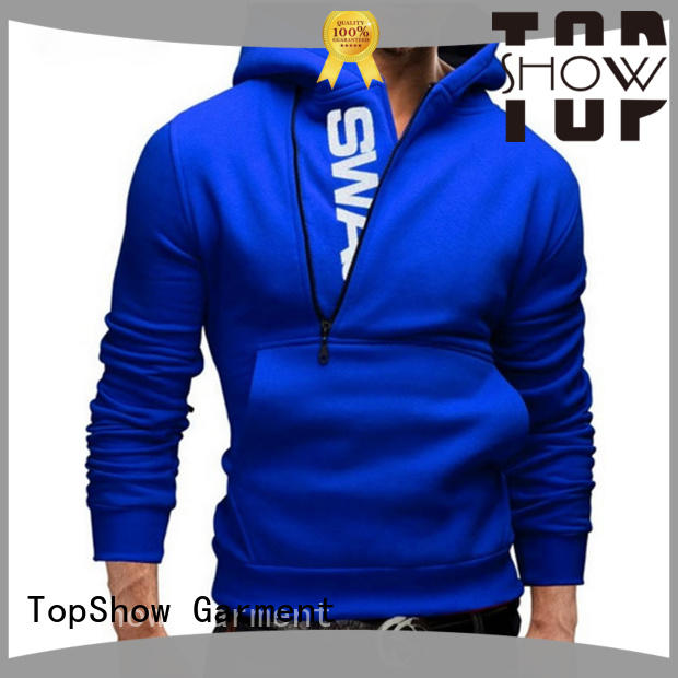 TopShow custom clothing supply for cosmetics