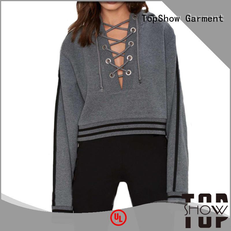 TopShow stylish hoodies womens company for woman