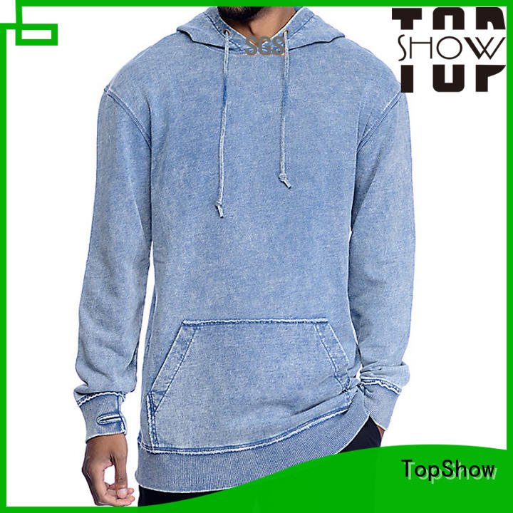 TopShow best hoodies for men from China