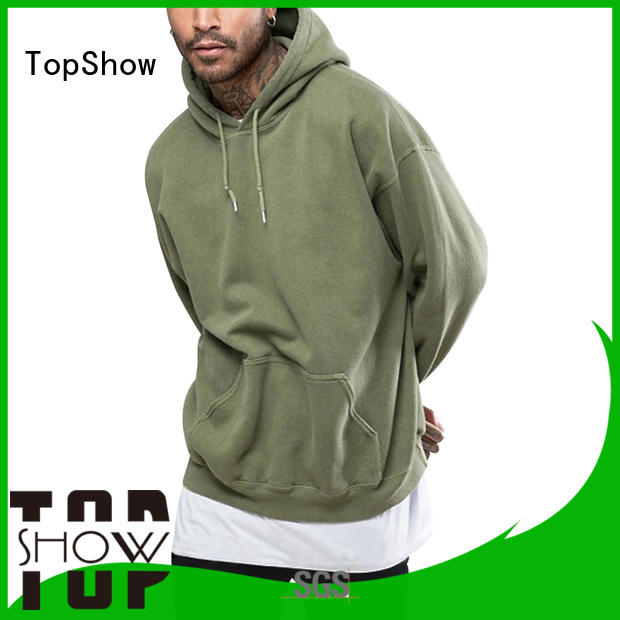 TopShow cool casual hoodies mens producer party wear
