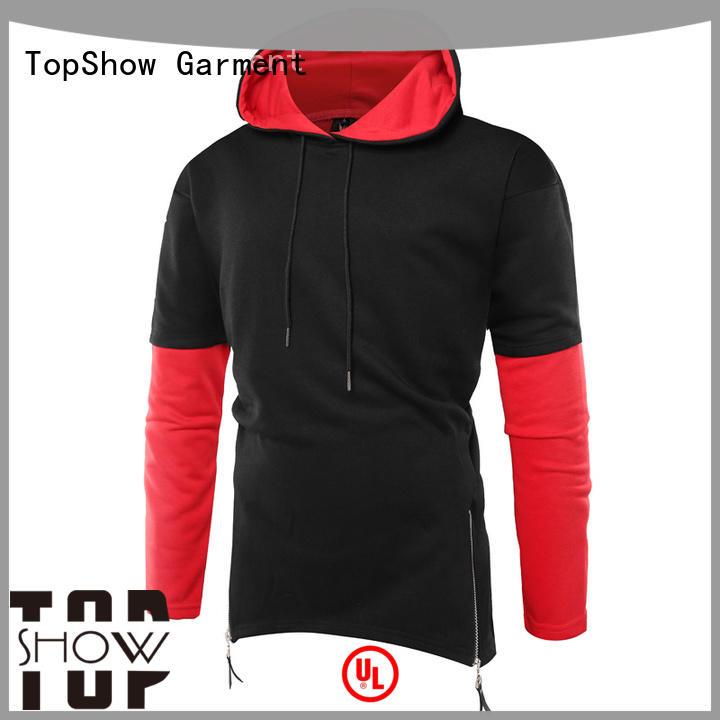 TopShow Latest custom clothing factory street wear