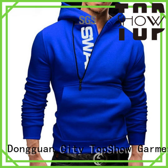 TopShow guys custom clothing for business trip