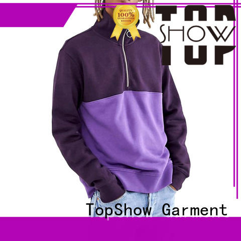 TopShow blank hoodies factory factory price