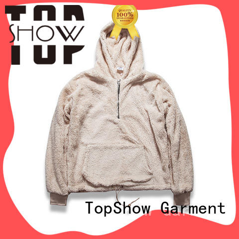 TopShow trendy hoodies for guys supply for party