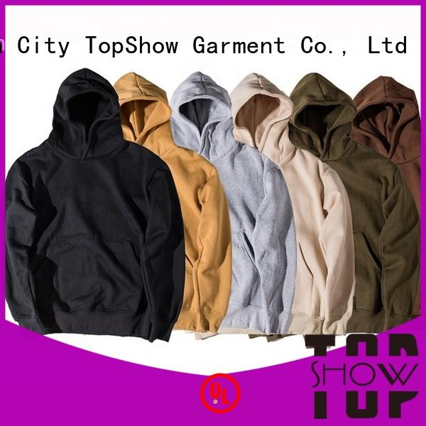 TopShow blank hoodies company for girls