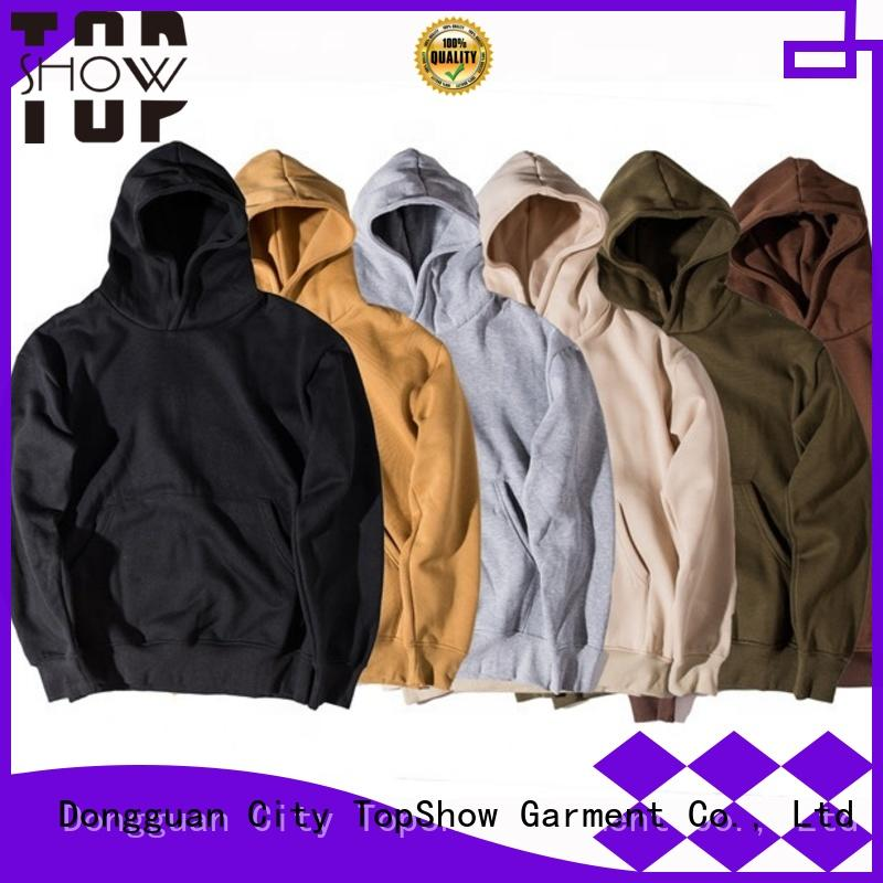 TopShow cool cool hoodies for guys for business trip