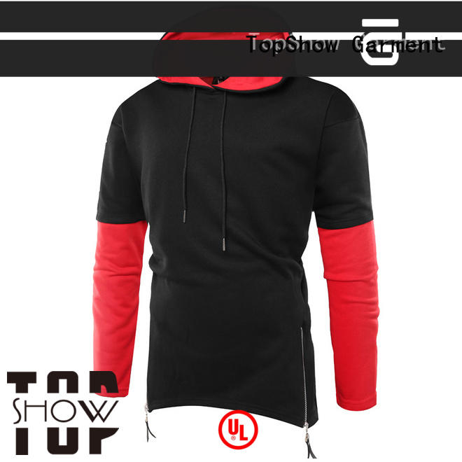 TopShow Latest custom clothing for business street wear
